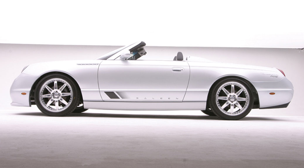 Saleen / Bonspeed Thunderbird