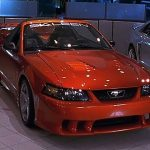 "Saleen Mustangs on ""The O.C."""