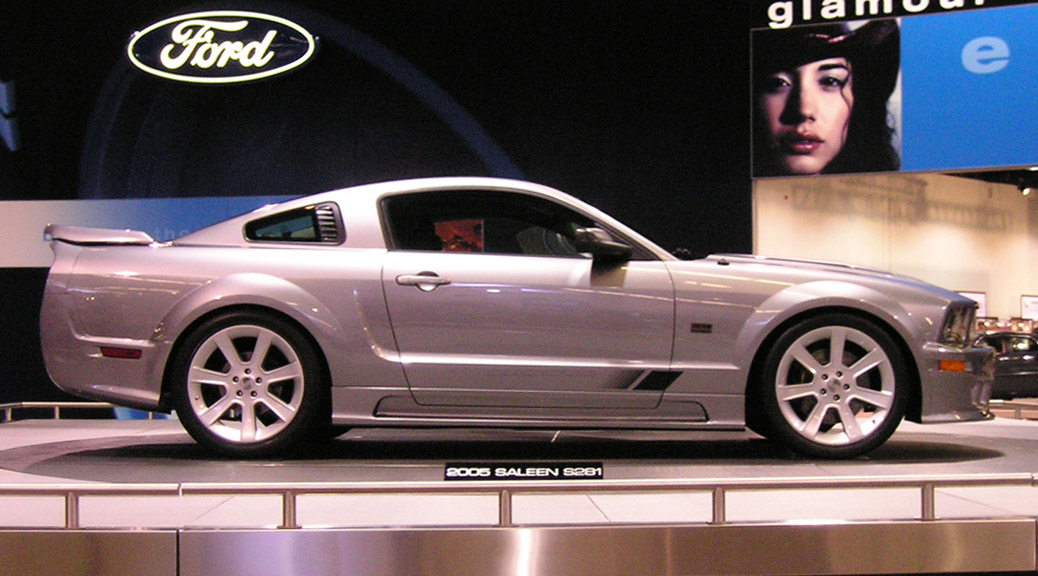 2005 Saleen S281 Supercharged debut