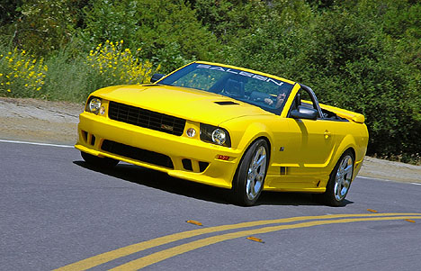 2006 S281 Supercharged