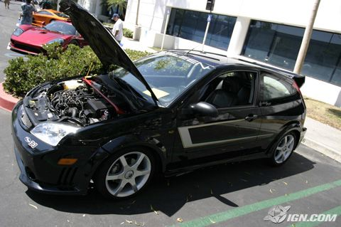 2006 Saleen Open House