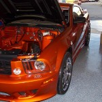 06-0009SL Team JDM drag car