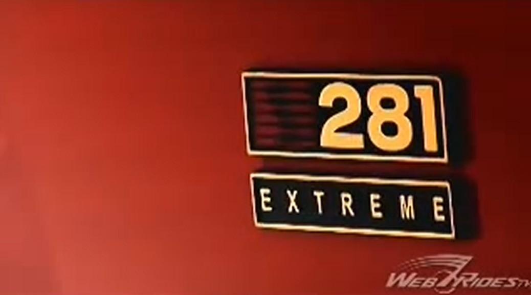 2007 UBB Saleen Extreme