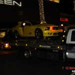 12-13-2007 The Saleen Store Packs Up