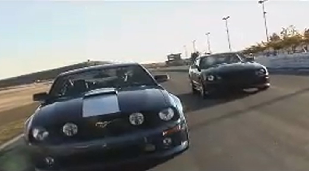 2007 Roush Vs. Saleen Shoot Out