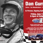 Dan Gurney Signature Event at Galpin Ford