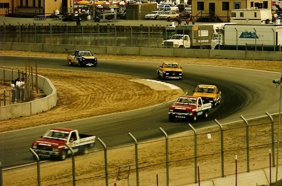 1990 SporTrucks at Laguna Seca