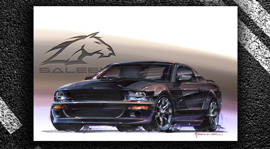 2009 Dark Horse render