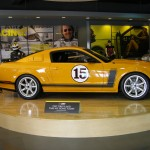 Preproduction Saleen/ Parnelli Jones Edition