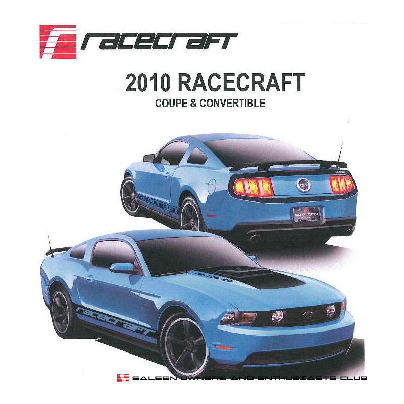 2010 Racecraft GT preview