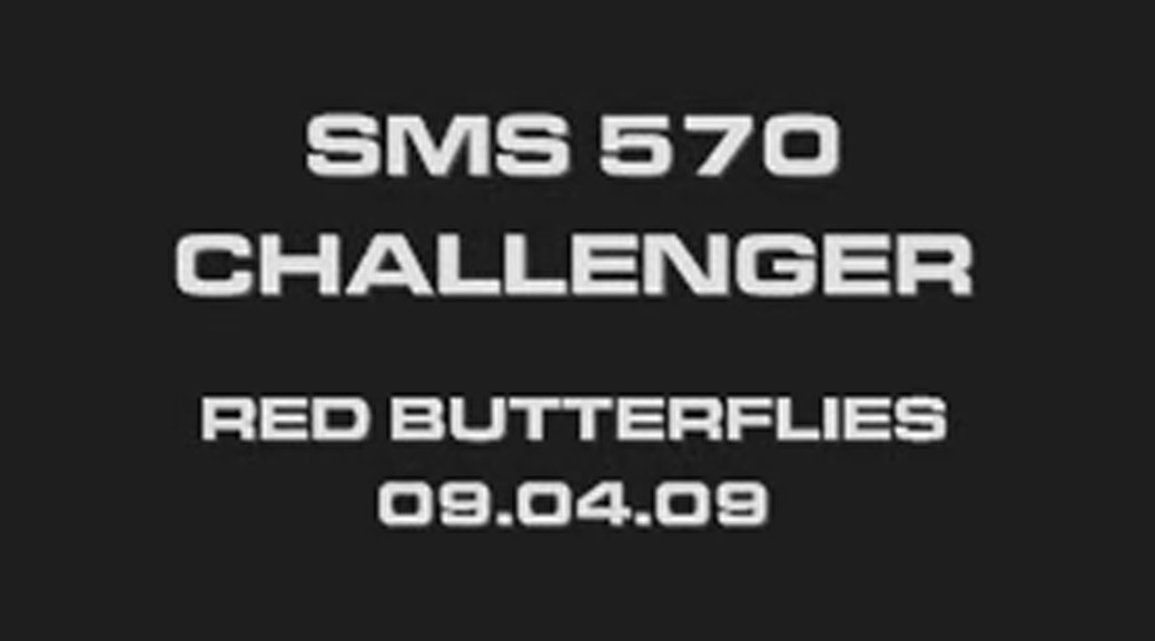 "SMS ""Red Butterflies"""