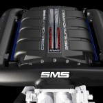 SMS Mustang supercharger