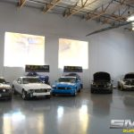 Jim D. visits SMS Supercars.