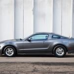 2010 Brenspeed / Speedlab Drag Car - Side View