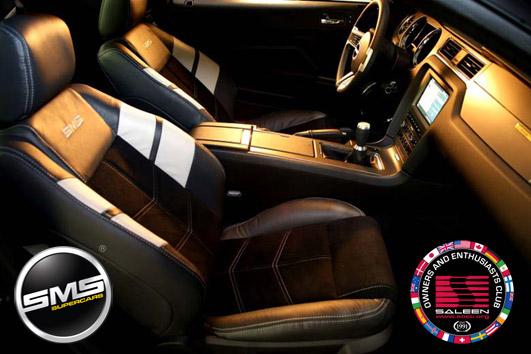 SMS Mustang Interior