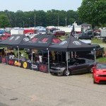 Seventh Annual Aeromotive NMRA Ford Nationals - Milan, MI