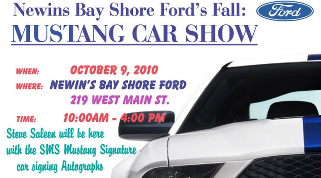 Bay Shore Ford Signature Event