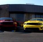 2010 & 2011 SPV Mustangs