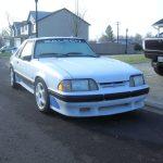 89-0348 Saleen Mustang