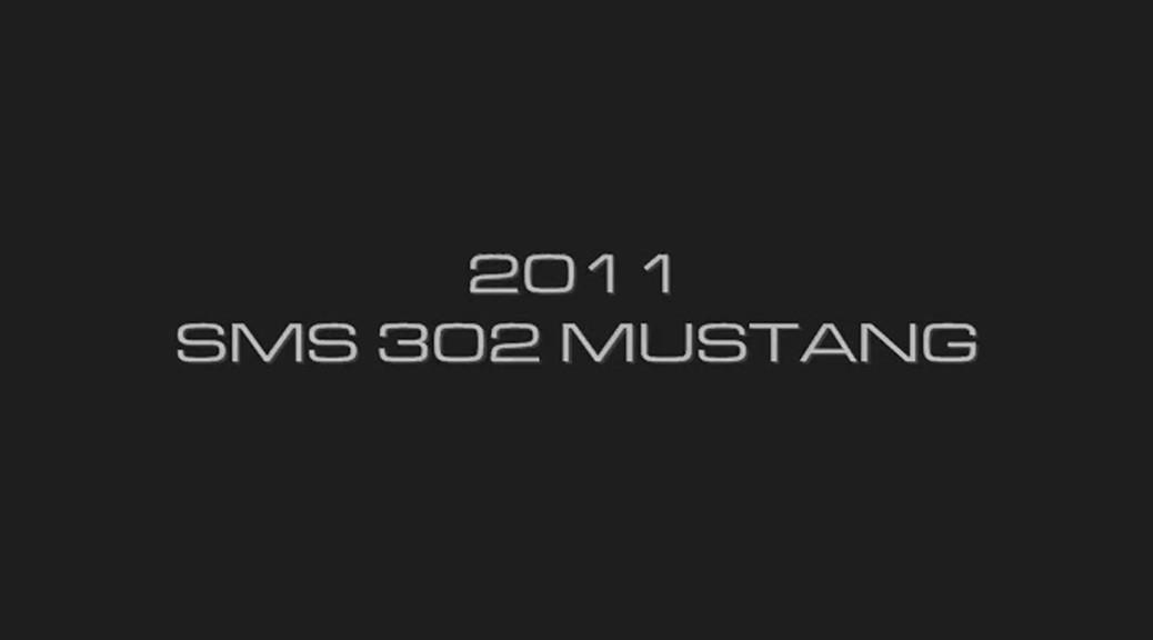 2011 SMS 302 Mustang walkaround