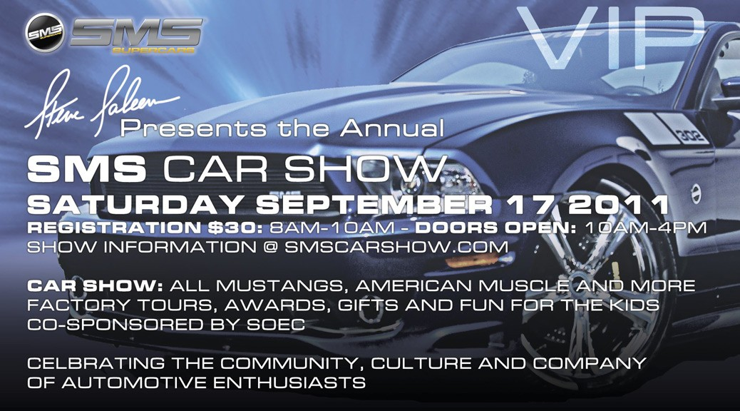 2011 SMS Car Show