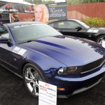 2012 Saleen Automotive display at Knott's Berry Farm