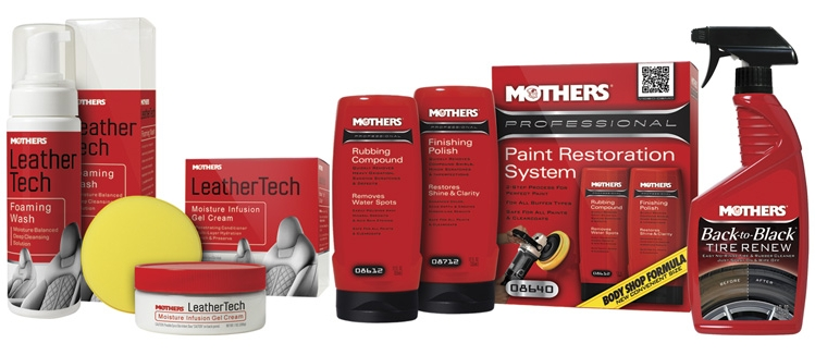 Mothers® Polishes-Waxes-Cleaners