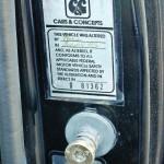 85-0115 T-Top Sticker