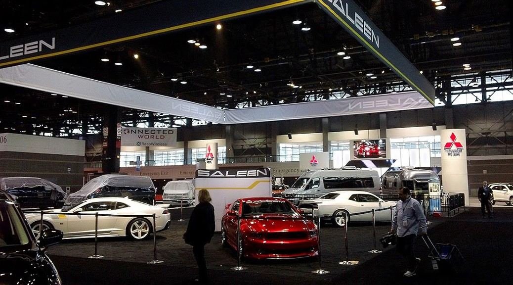 2014 Chicago Auto Show