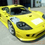 Saleen S7 Twin Turbo 05-061 - Damaged Nov. 2009