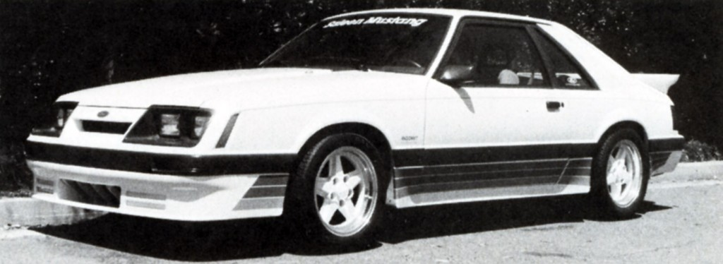 Mustang Magazine 02/1987