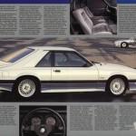 1986 Saleen Brochure