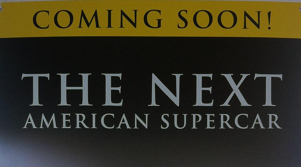 Next Saleen Supercar Tease