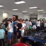 2014 Naples Motorsports Saleen Breakfast