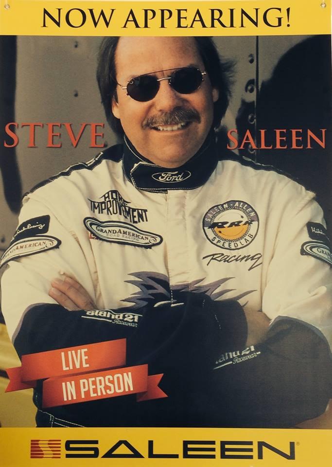 Steve Saleen