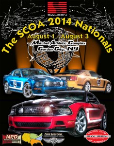 2014 SCOA Saleen Nationals