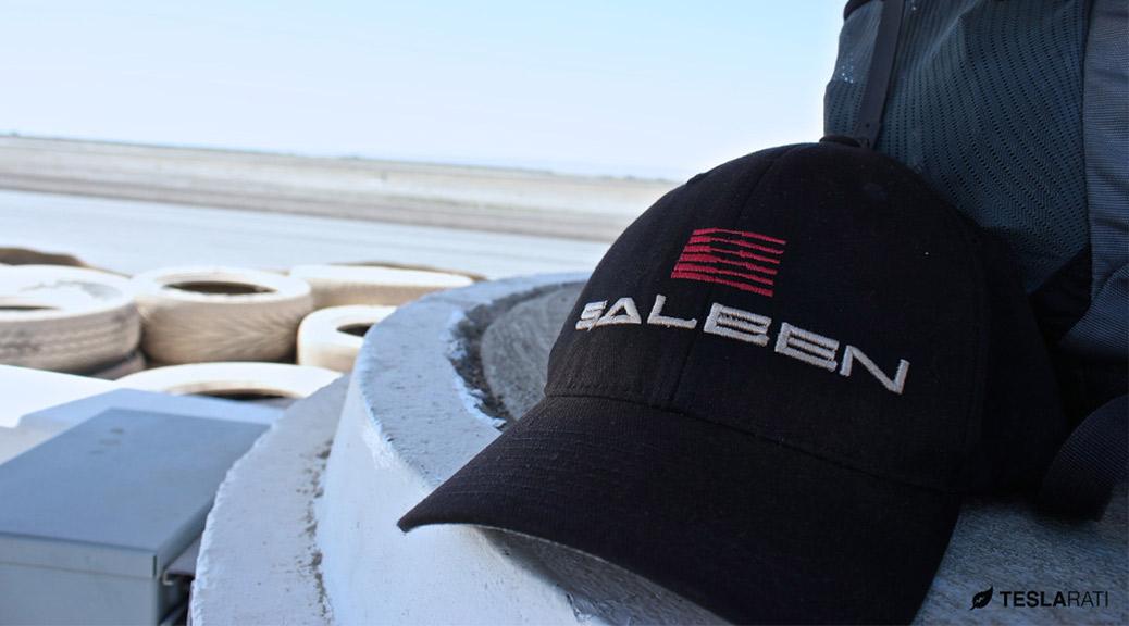 Saleen Tesla Testing