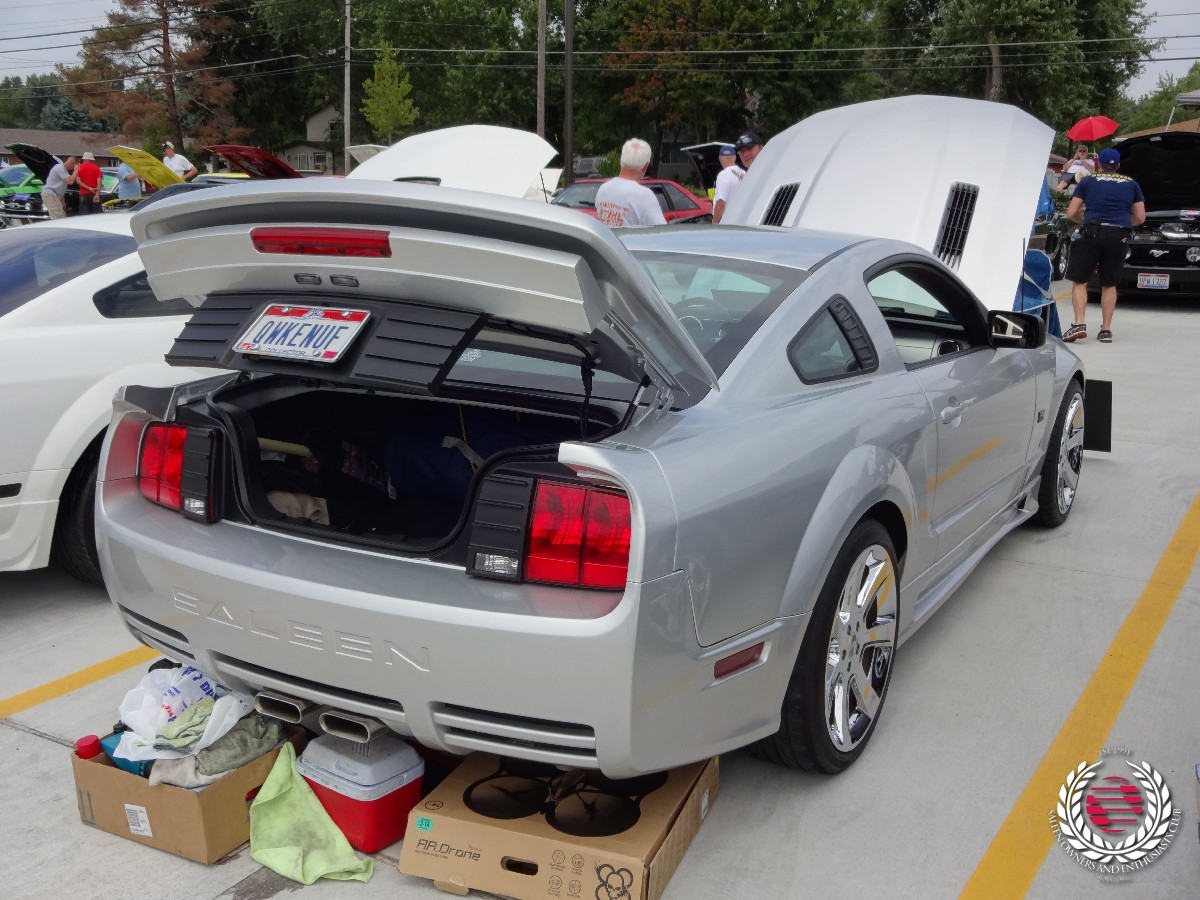 2014 Buckeye Stangs Mustang Show