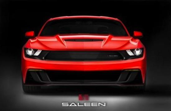 Figure 3 – 2015 Saleen Mustang – Source: Saleen Automotive Inc.
