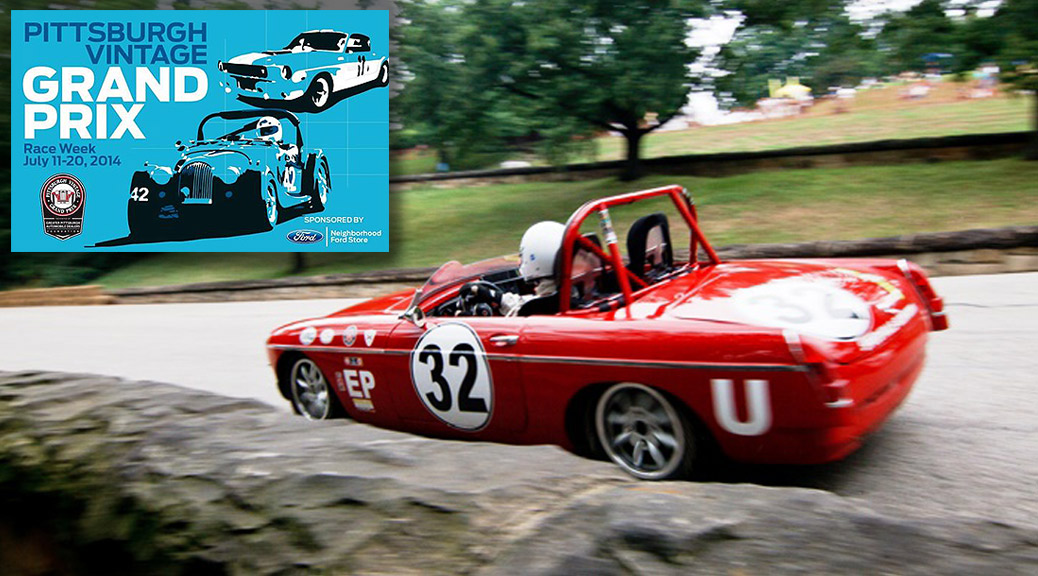 2014 Pittsburgh Vintage Grand Prix
