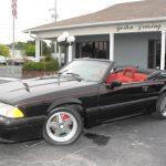 89-0107 Saleen Mustang