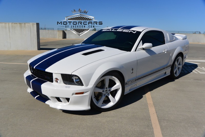 2007 Gt500 Coupe By Speedlab Irvine Offered By Motorcars