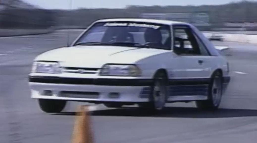 MotorWeek 1987 Saleen Mustang