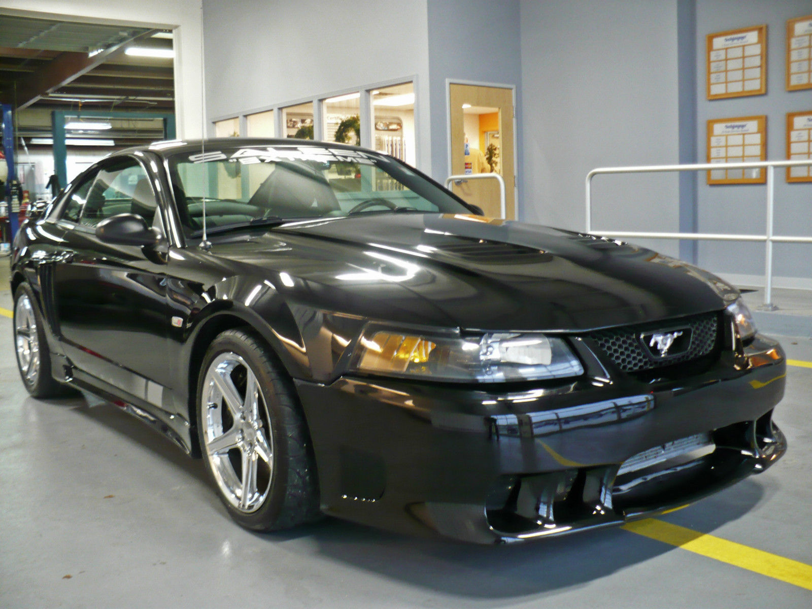 Rare 2004 Extreme 04 0011 Offered On Ebay Saleen Owners And