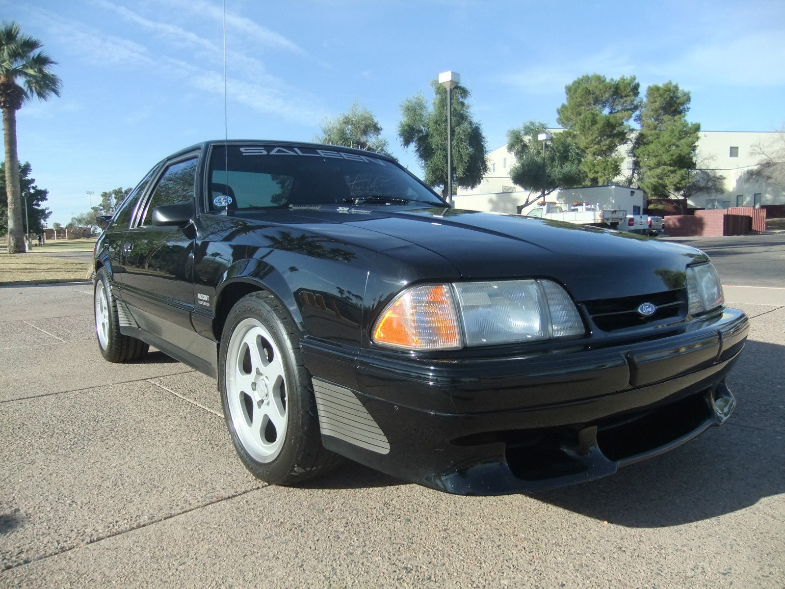 Rare 1992 supercharged 92 0021 offered on ebay saleen owners and