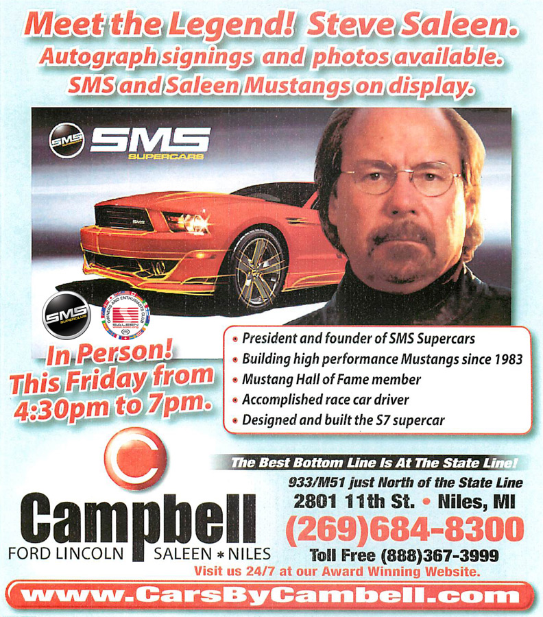 2011 Cambell Ford Signature Event