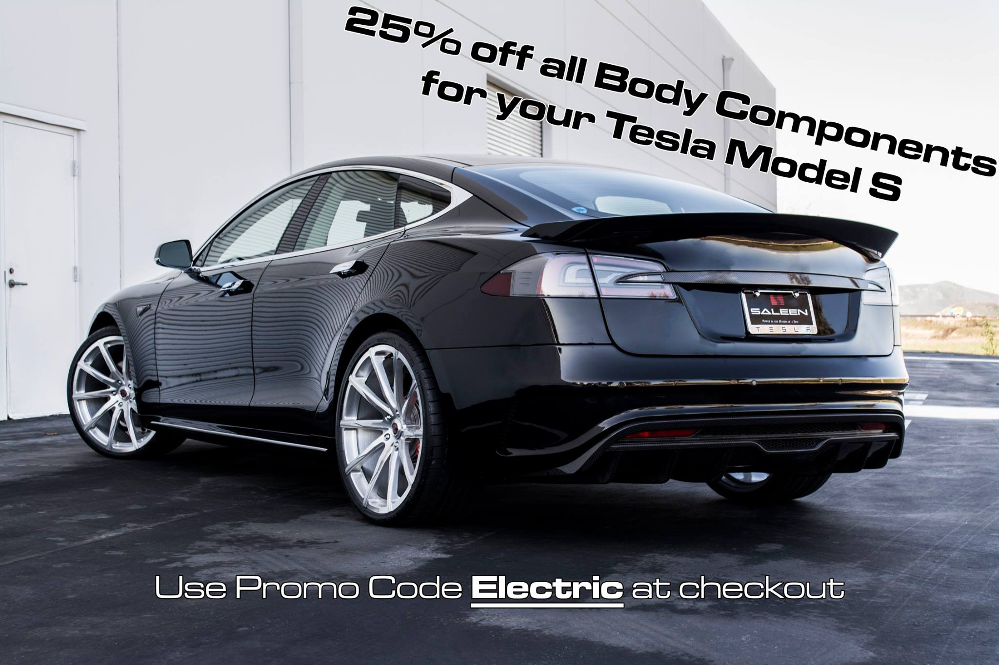 2015 Saleen Tesla (GTX)