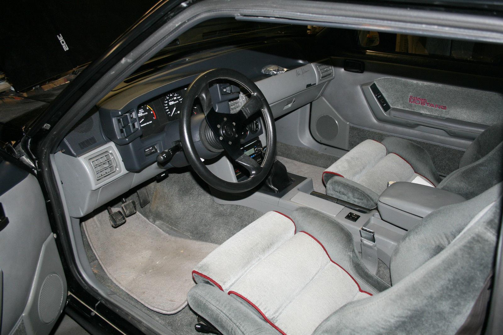 88-0561 Saleen Mustang