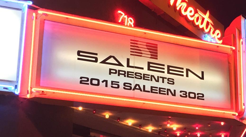 2015 302 Black Label Event