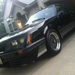 86-0138 Saleen Mustang